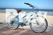 Ladies Beach Cruiser 7 Speed Shimano gears 3 Colours