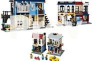 LEGO 31026 Creator Bike Shop & Cafe New in Box