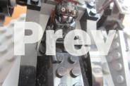 Lego Star Wars Imperial V Wing Starfighter & R2D2 &