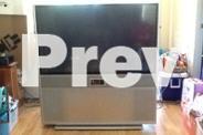 LG Rear Projection TV