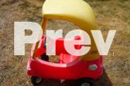 Little Tikes Red Cozy Coupe - Kid's Play Car