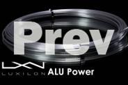 Luxilon ALU Power 16L 1.25 tennis string 12.2 m
