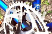 Mens road racing bike Europa Tri - 63cm tall rider