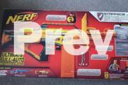 Nerf N-Strike Stampede ECS-50 Blaster ( Brand New In