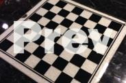 NEW! Glass Chess Drinking Party Game