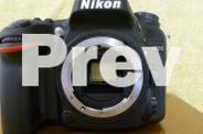 Nikon D7100 24mpx DSLR Body