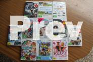 Nintendo Wii (with 11 Games and Accessories)
