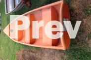 Older vintage style canoe for sale