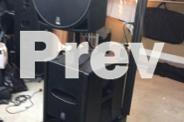 """OPERA 912 DX Active Speaker 12"""" / 1"""" 900 Watt ( each)"""