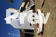 Optimist Sailing Boat