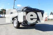 Clearance:SY6 ORG EX-DEMO camper trailer