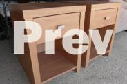 Pair Bedside Tables/Chests