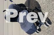 Peg Perego stroller - compact, lightweight, excellent