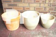 Plant Pots, Planters, In Good Clean Condition
