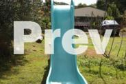 Playground Slide commercial grade