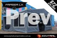 R-Series Campers : Soft-Floor, Forward Fold &