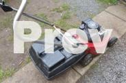 ROVER MOWER AND CATCHER