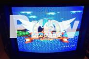 Sega Mega Drive 2 Console with 2 Games, Cables and