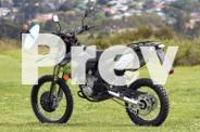 SHINRAY ENDURO XY250GY MOTORCYCLE