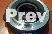 Sigma 1.4X AF Teleconverter EX APO DG for Canon