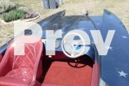 ski boat drag boat,eliminator 19ft new paint and
