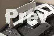Slide mounts reusable