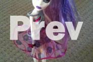 Spectra Vondergeist Monster High