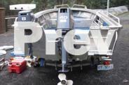 Stacer Nomad 440 Open boat