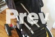 Steelcraft Agile Plus stroller