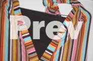 Stripey Retro dress size 12-14