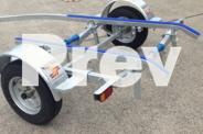 Swiftco 3.6 Metre Tinnie Trailer Skid Type