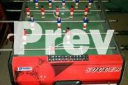 Table Tennis Table and Fooseball Table For Sale