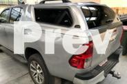TOYOTA HILUX CANOPIES
