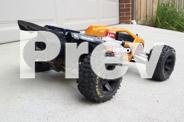 Traxxas 1/8 E-revo Mamba Monster with Proline MIP Bad