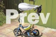 Tricycle, Huffy Canopy Trike,