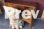 Vintage Dressing table & chair Beautiful dressing table