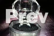 White Gold Diamond Engagement Ring and Anniversary Ring