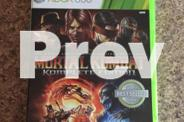 xbox 360 120gb console and accessories + 5 games