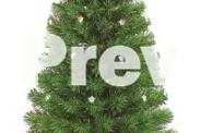 XMAS1.8m 180cm 6ft FIBRE OPTIC CHRISTMAS TREE