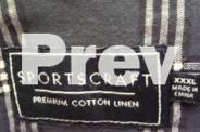 XXXL Sportscraft shirt.