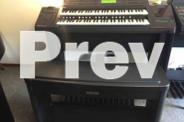 Yamaha Electone ELX-1 Console Organ
