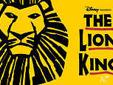SELLING: Lion King Tickets X2 Wed 27th May 1pm