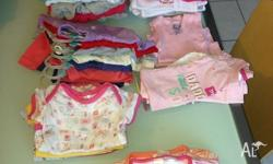 0000 baby girl clothes in immaculate as new condition