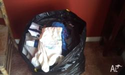 I have a large garbage bag full of baby boys clothing