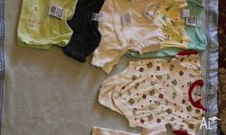 For sale is a lot of 10 items of boys clothing, size