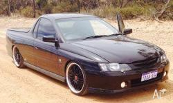 Selling my vy ss ute, Just been serviced New belts New