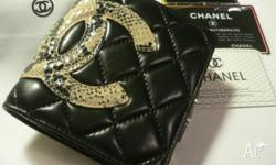AUTH & Brand New  CHANEL  100% Genuine Soft Luxurious