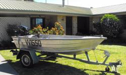 I have for sale my fishing boat which is a MAKO CRAFT