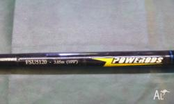 for sale power rod 10ft surf rod 5120 (10-15kg) very