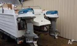 Johnson 115 v4 outboard for Sale in APPLECROSS, Western